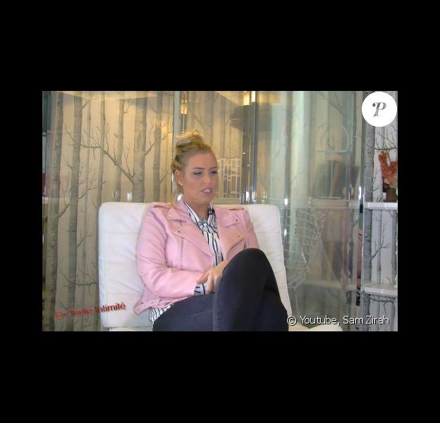 Aurélie Van Daelen répond aux questions de Sam Zirah pour Public
