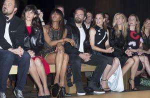 Fashion Week : Naomi Campbell, craquante à Paris pour le show Versace
