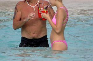 Ava Sambora : La fille d'Heather Locklear torride en bikini à Saint-Barth