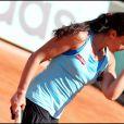 Marion Bartoli à Roland Garros 2011.