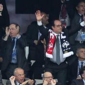 Euro 2016 - François Hollande : Son geste très drôle pour le but de Griezmann...