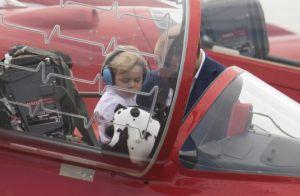 George de Cambridge, graine de pilote : Suivra-t-il les pas du prince William ?