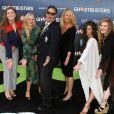 Dan Aykroyd et sa femme Donna Dixon - Célébrités lors de la première de Ghostbuster à Hollywood le 9 juillet 2016.
