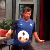 Stéphane Plaza : Supporter le plus maladroit des Bleus pour l'Euro 2016