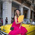 Gisele Bündchen à La Havane à Cuba, le 3 mai 2016. © Olivier Borde/Bestimage