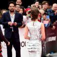 Alicia Vikander- Avant-Première du film Jason Bourne à Londres le 11 juillet 2016