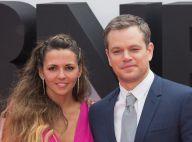 Matt Damon : Sa femme, la belle Luciana, concurrence les bombes de Jason Bourne