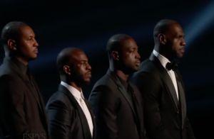 LeBron James, Carmelo Anthony, Dwyane Wade, Chris Paul : Dream team en mission