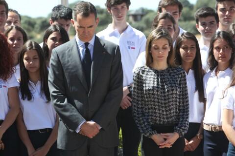 Letizia et Felipe d'Espagne : Choqués par l'attentat de Nice et solidaires...