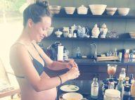 Olivia Wilde enceinte en bikini : Radieuse au naturel pour afficher son ventre