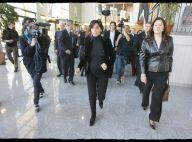 REPORTAGE PHOTOS : Rachida Dati,  elle avance sur... tous les fronts!
