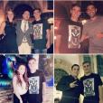 En Californie, Antoine Griezmmann rencontre de nombreux fans, juillet 2016.