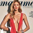 """Couverture du magazine """"Madame Figaro"""", édition du 22 juillet 2016."""