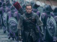 "Matt Damon : Son look improbable sur ""La Grande Muraille"""
