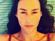 Vanessa Demouy : Toujours canon, même sans maquillage