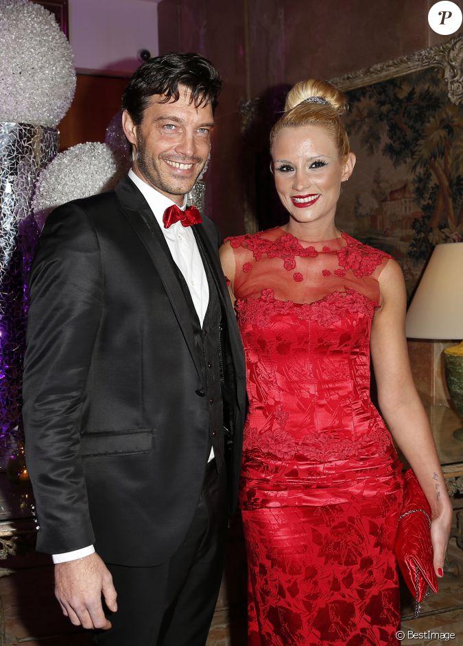 Elodie gossuin et son mari bertrand lacherie 38 me dition de la c r monie des best au salon - Elodie gossuin et ses enfants ...