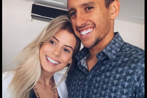 Marquinhos : La star du PSG s'est mariée à sa bombe Carole Cabrino