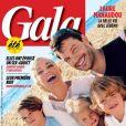 Couverture du numéro du 3 août de Gala
