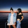 Amelia Gray, la fille de Lisa Rinna, a publié des photos de ses vacances au Canada sur sa page Instagram au mois d'août 2016