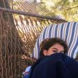 Kaia Gerber en vacances au Canada. Photo publiée sur Instagram, le 3 juillet 2016