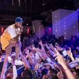 Exclusif - Tyga au club Gotha à Cannes le 28 juillet 2016. © Rachid Bellak / Bestimage Exclusive - For Germany please call for price People at Gotha Club in Cannes, France on July 28th, 201628/07/2016 - Cannes