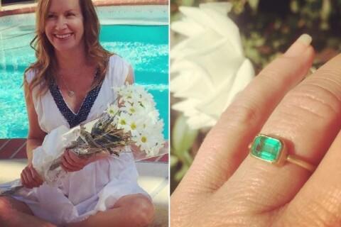 Angela Kinsey : La star de The Office en route pour le mariage