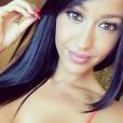 Aurah Ruiz prend la pose sur son Instagram (photo publiée en 2016)