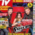 TV Grandes Chaînes, couverture du 8 août 2016