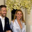 Ryan Reynolds et sa femme Blake Lively - Arrivées au dîner d'état en l'honneur du premier ministre canadien et sa femme à la Maison Blanche à Washington. Le 10 mars 2016
