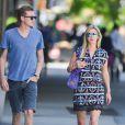 """""""Nicky Hilton et son frere Conrad dans les rues de New York, le 5 Juin 2013."""""""