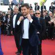 """Christophe Beaugrand - Montée des marches du film """"The Last Face"""" lors du 69ème Festival International du Film de Cannes. Le 20 mai 2016. © Olivier Borde-Cyril Moreau/Bestimage"""