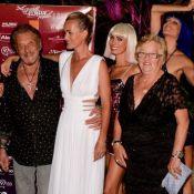 Johnny Hallyday : Soirée festive à Saint-Barthélemy avec Laeticia et Cerrone
