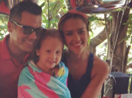 Jessica Alba, sa famille parfaite: Jolie fête d'anniversaire pour sa fille Haven