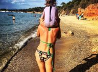 Sylvie Tellier, maman radieuse en bikini : Ses formes font fureur !
