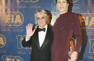 L'épouse de Bernie Ecclestone, patron de F1, demande le divorce !