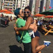 Rio 2016 - Simone Biles, déjà casée : Son chéri interpelle Zac Efron