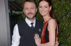 Lydia Hearst et Chris Hardwick mariés : Des noces de rêve en Californie !