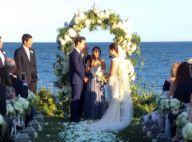 Sasha Cohen : Romantique mariage à Cape Cod pour la patineuse américaine
