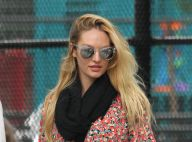 Candice Swanepoel : Accouchement imminent et instant love