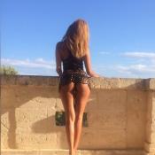 Zahia en vacances : Ses fesses rebondies et sa silhouette envoûtent la Toile