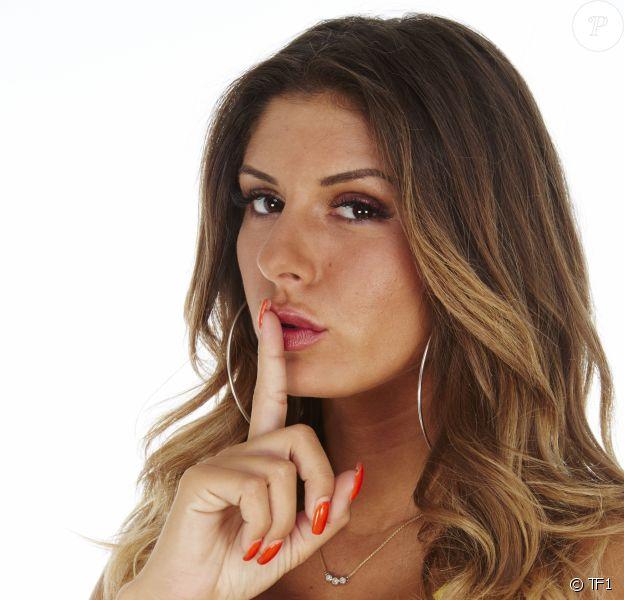 Sarah, candidate de Secret Story 10.