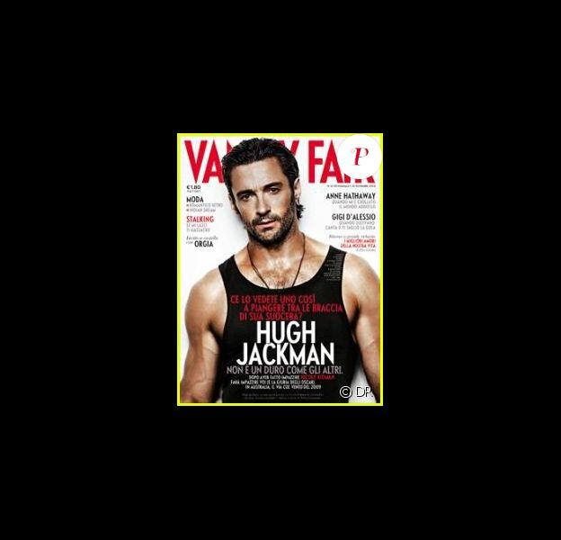 couverture du Vanity Fair