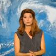 Chloé Nabédian, nouvelle miss météo sur France 2, le 29 août 2016.