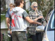 REPORTAGE PHOTOS : Les parents de Gwen Stefani jouent les nounous... pendant qu'elle reforme les 'No Doubt' !