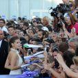 """Barbara Palvin - Première de """"La La Land"""" et cérémonie d'ouverture du 73ème festival du film de Venise (Mostra) le 31 août 2016."""