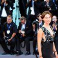 """Cristiana Capotondi - Première de """"La La Land"""" et cérémonie d'ouverture du 73ème festival du film de Venise (Mostra) le 31 août 2016."""