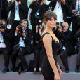 """Gemma Arterton - Première de """"La La Land"""" et cérémonie d'ouverture du 73ème festival du film de Venise (Mostra) le 31 août 2016."""