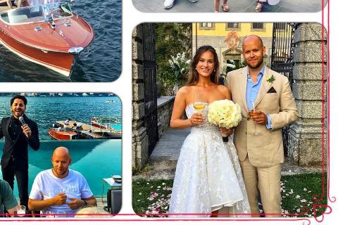 Daniel Ek et Sofia Levander : Le mariage de star du créateur de Spotify !