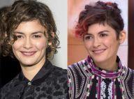 Audrey Tautou : Son étrange coiffure moquée sur la Toile