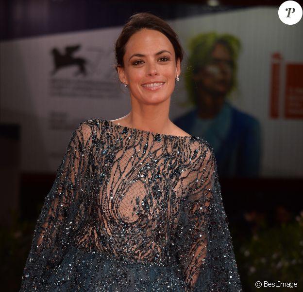 """Bérénice Bejo - Tapis rouge du film """"El Clan"""" lors du 72ème festival du film de Venise (la Mostra), le 6 septembre 2015."""